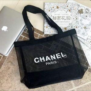CHANEL Vip beauté makeup bag